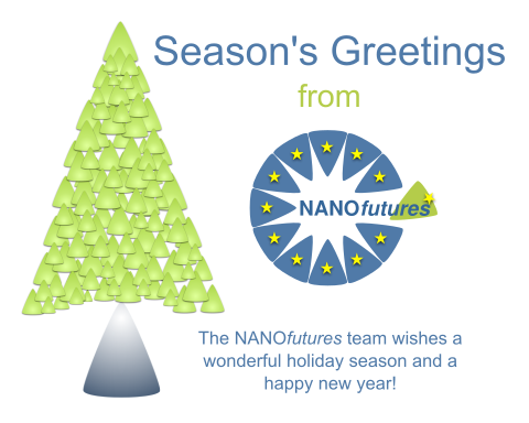 Season's Greetings - The NANOfutures team wishes a wonderful holiday season and a happy new year!